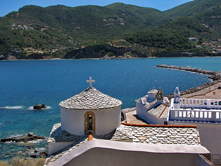 Greece_Skopelos Town_Thessaly-Sporades Islands