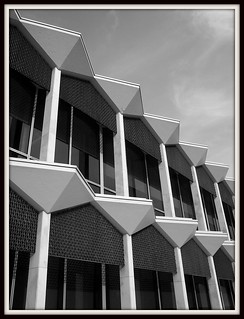 Wayne State University: Roofline, McGregor Memorial Conference Center