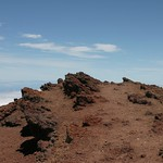 Red rock, Maui