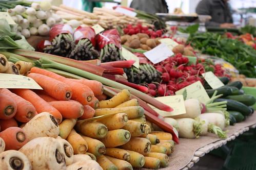 Marktstand | by Landwirtschaftlicher Informationsdienst