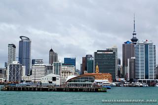 Auckland City, New Zealand | by Benjamin Beck