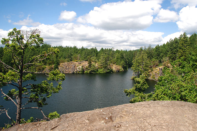 Thetis Lake Park, View Royal, Victoria, Vancouver Island, British Columbia, Canada