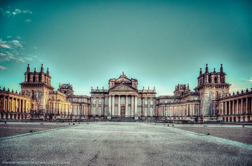 Blenheim Palace HDR