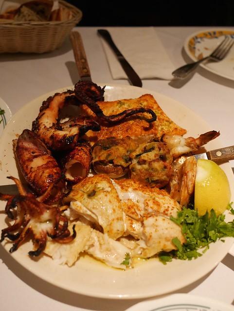水, 2014-03-19 19:18 - Seafood combo