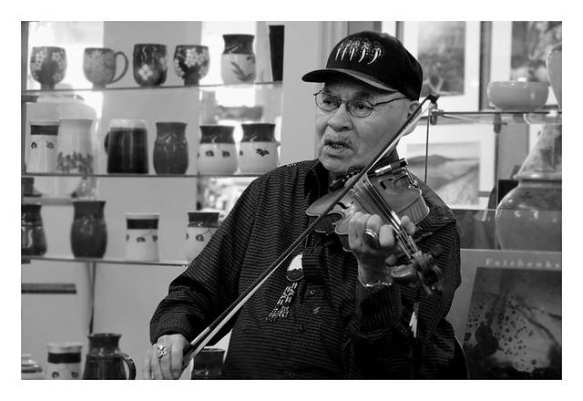 Athabascan Fiddler