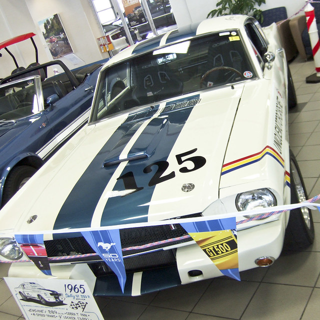 1965 Shelby Cobra GT350R Replica