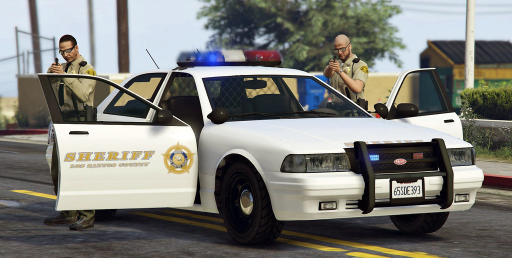 San Andreas County Sheriffs — Missfusion