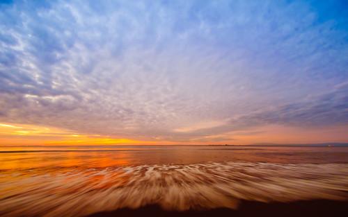 morning hiratsuka kanagawa sigma15mmf28exdgfisheye morningdawn morningbeach grateful ilce7m2 ocean japan eboshiiwa