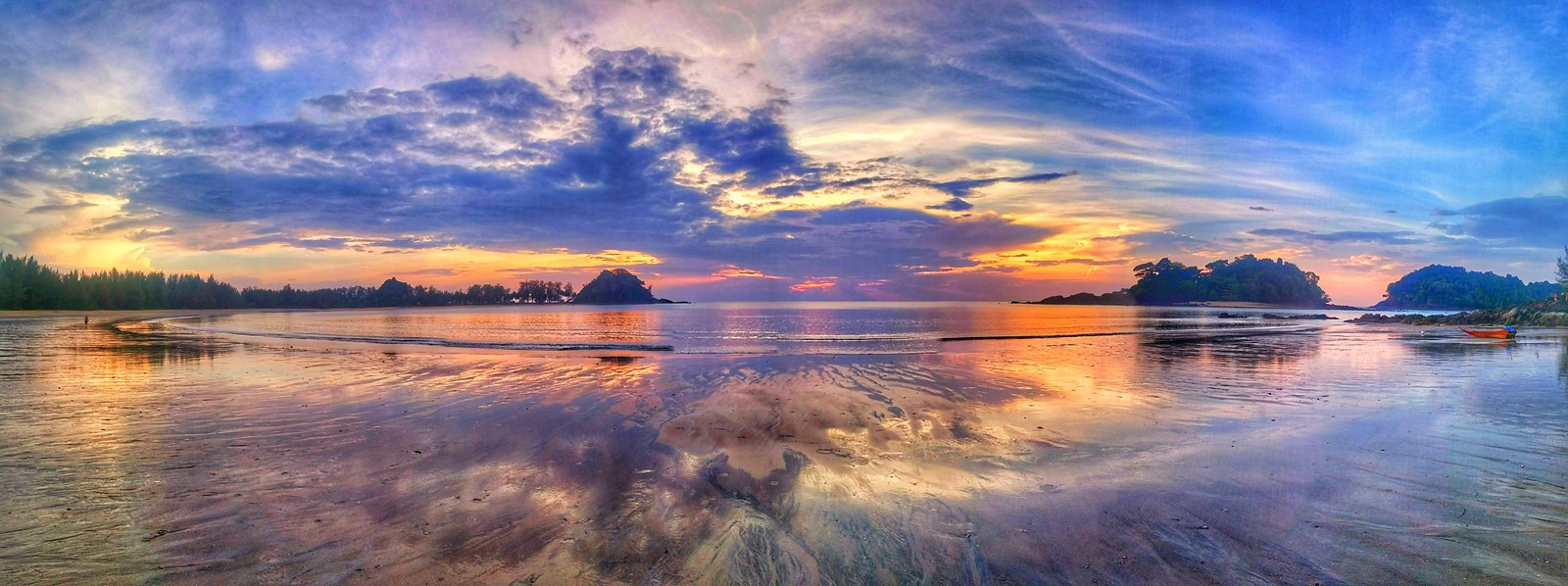 Remote Sunset // Koh Pra Thong