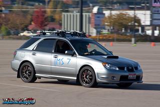 Subaru Impreza WRX   by Greg @ Lyle Pearson Auto Show