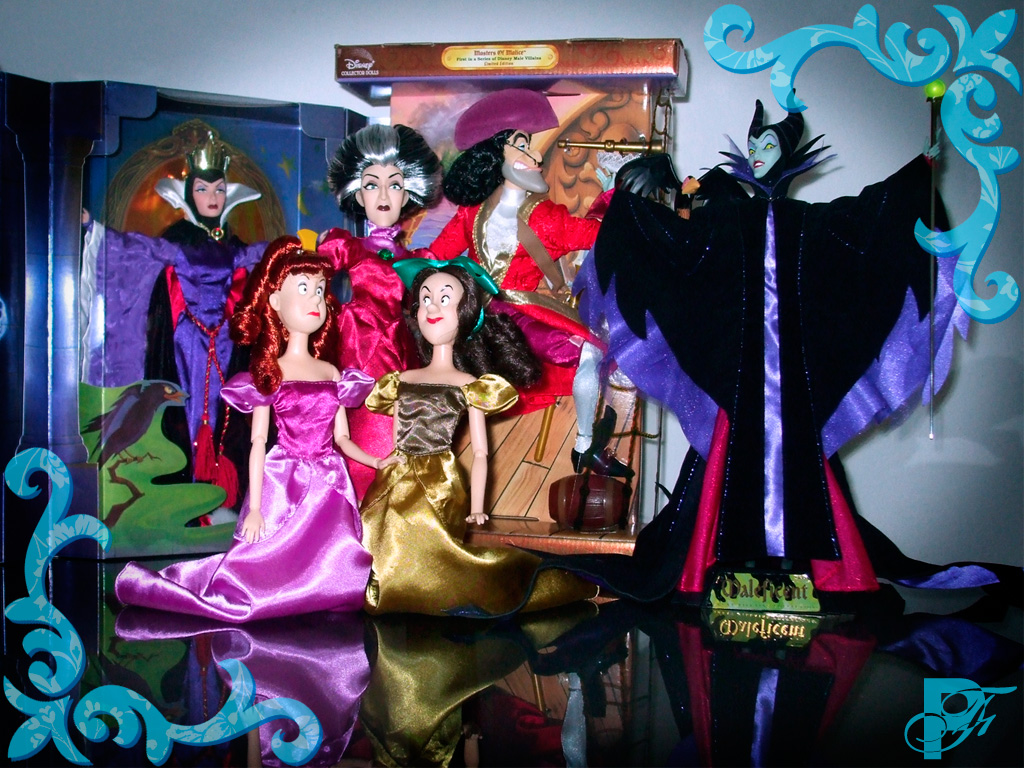 Halloween Disney Villains.Disney Villains Halloween Party All My Disney Villains To Flickr