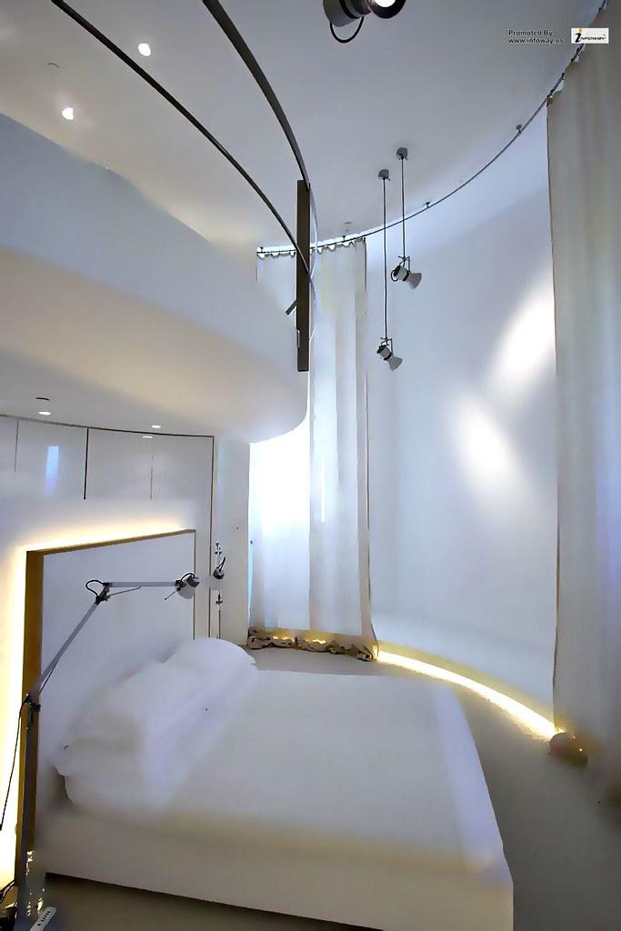 Minimalist Tower Home Master Bedroom   Minimalist Tower Home…   Flickr