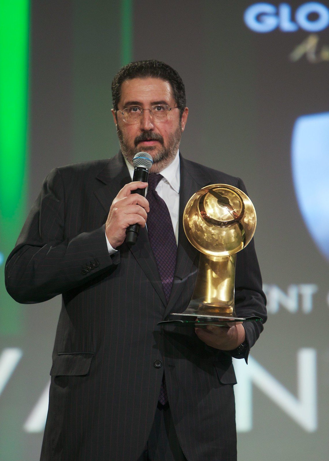 Globe Soccer Awards 200