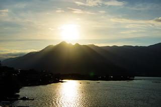 El sol se pone en Kawaguchiko | by jose.jhg