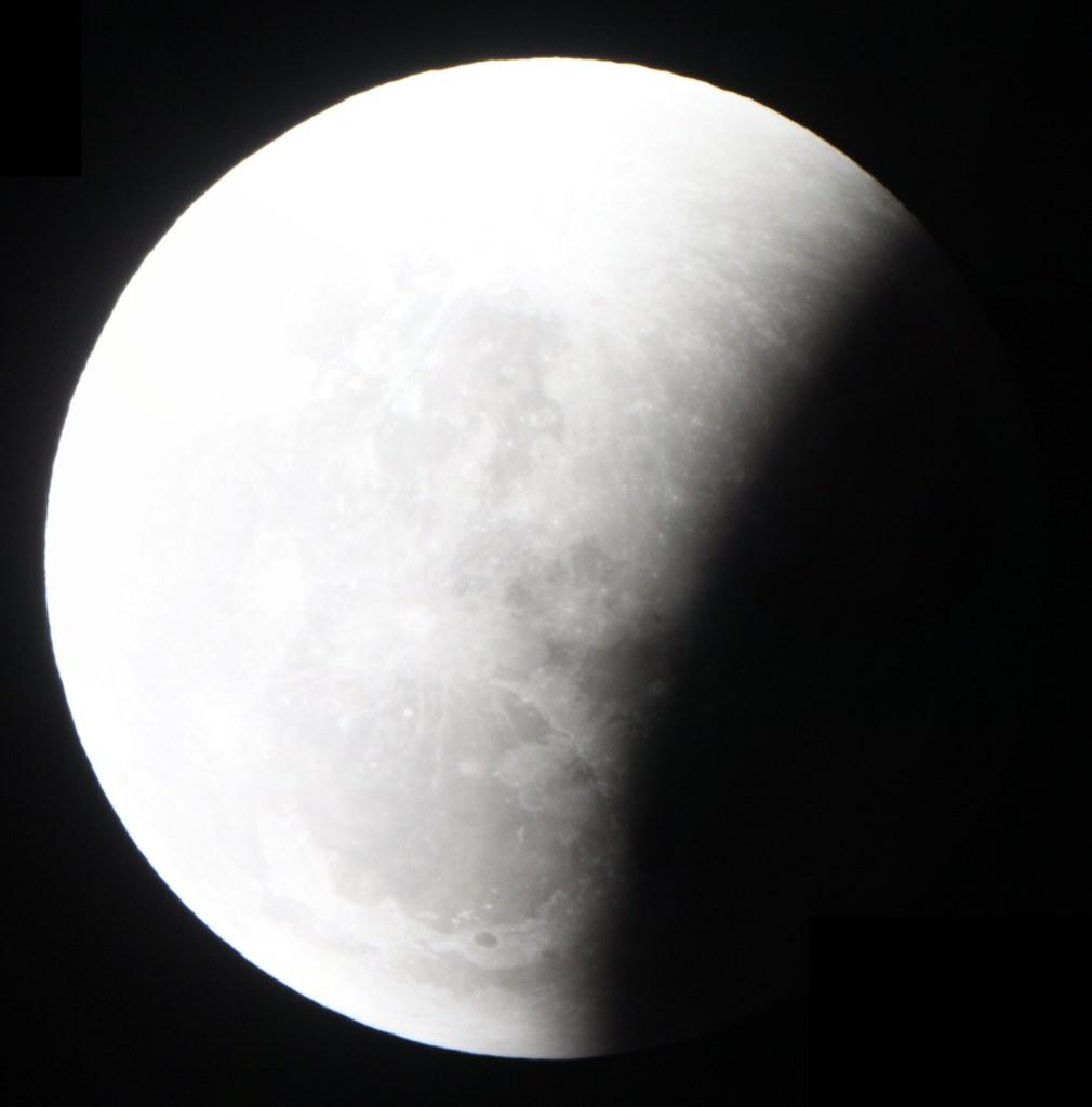 Lunar Eclipse (4:15 AM CT)