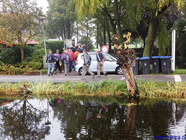 12-10-2013 Stolwijk  25.5 Km (9)
