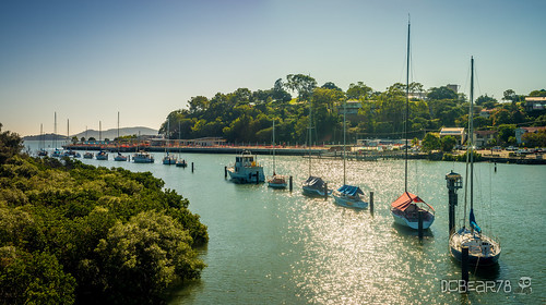 Auckland Creek Inlet #2 (Stitched Pano) | by Crew One Photography