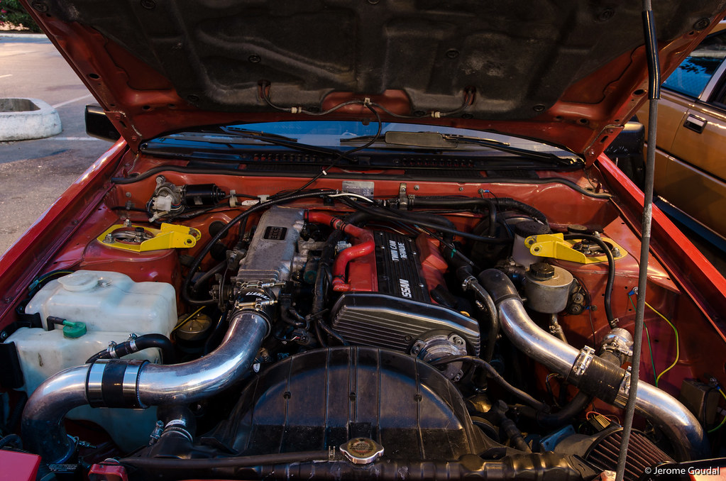 Nissan Silvia - S12