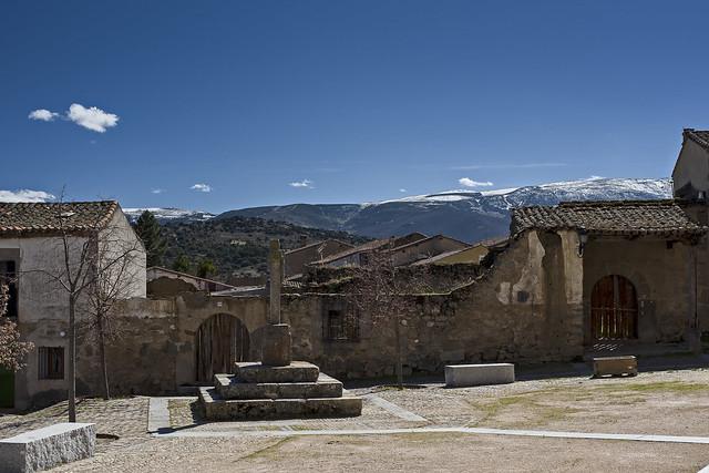 Bonilla de la Sierra, Ávila.