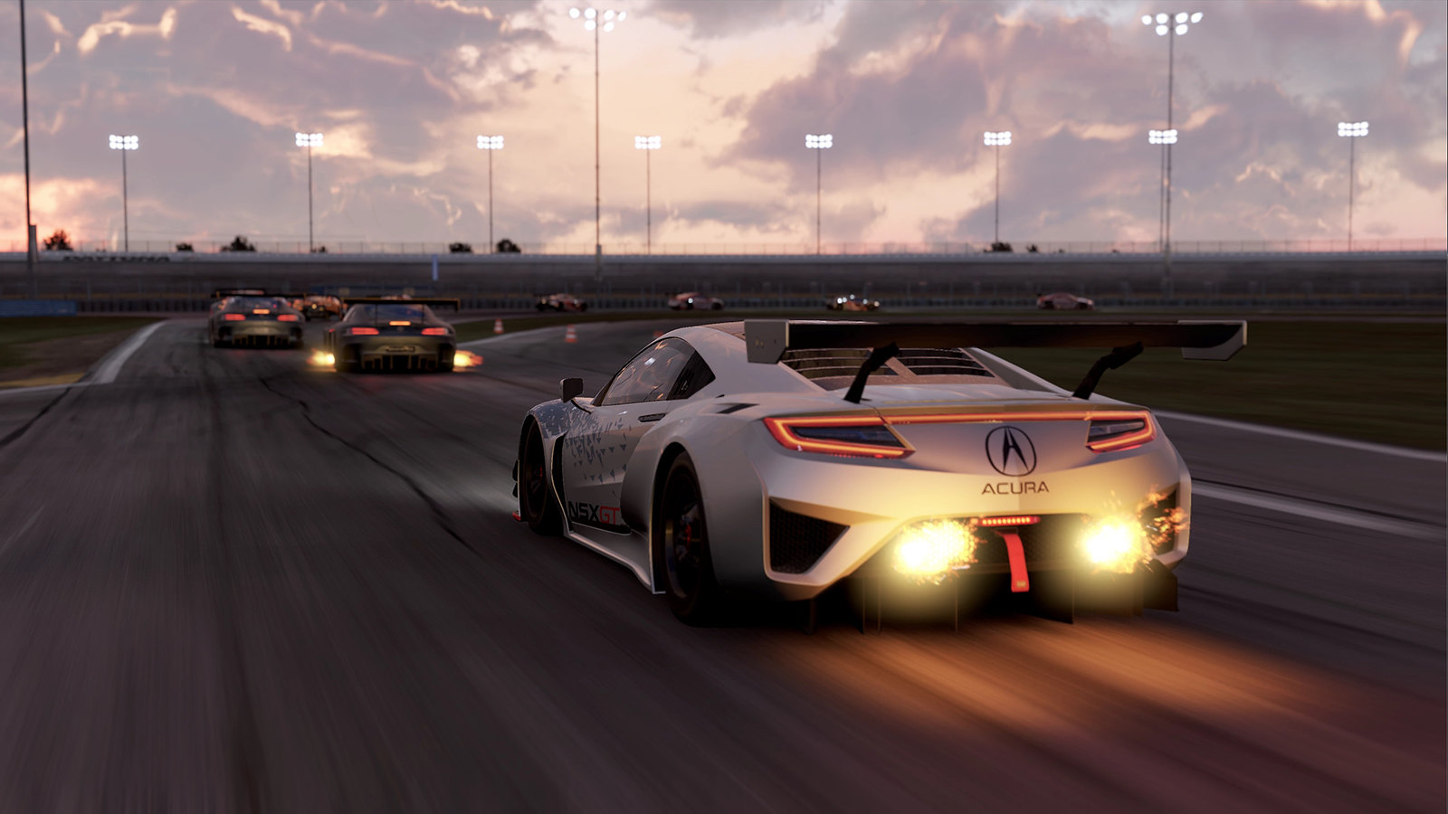 Project CARS 2 Lighting Effects 1