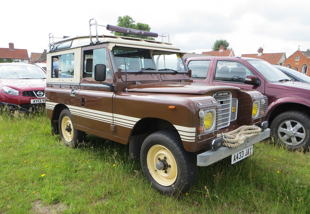 1984 Land Rover County (V8 conversion) | When I found out fr