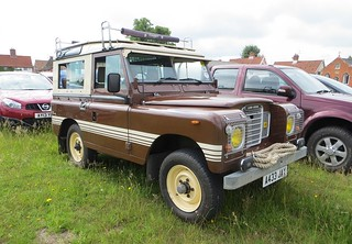 1984 Land Rover County (V8 conversion)   by Spottedlaurel