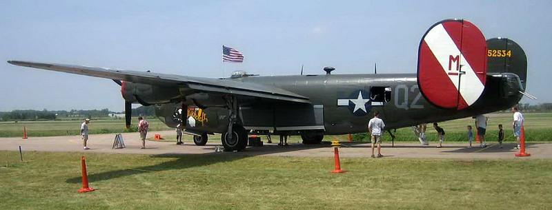 B-24 Consolidated Liberator (2)