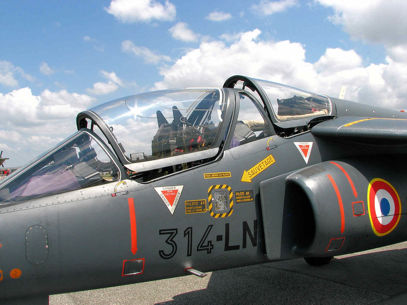 Dornier Alpha Jet Walk Around (5)