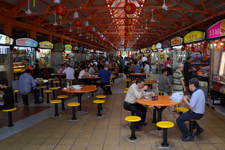 Maxwell Road Hawker Centre | by decade_null