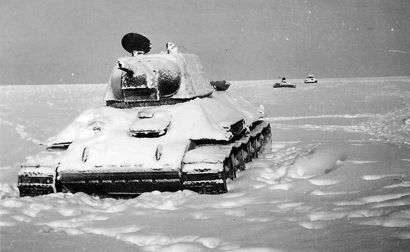 T-34 - Eastern Front