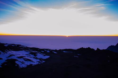 kilimanjaro tanzania lemosho
