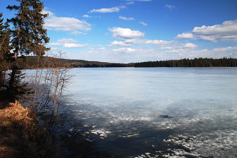 Lac Le Jeune Park, Kamloops, Thompson Nicola, British Columbia, Canada