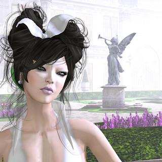 Desir Mia Dress (photo taken at Angel Manor Estates)