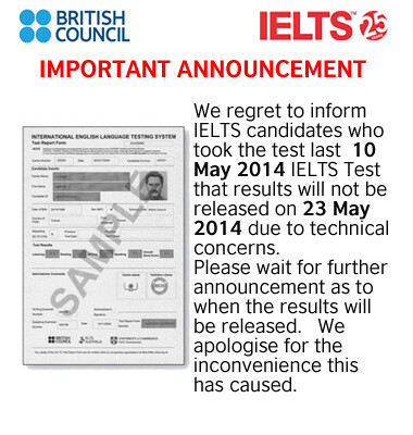 10 MAY RESULT NOTICED | For IELTS test takers last 10 May 20