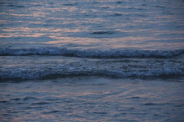 Blue Waves.