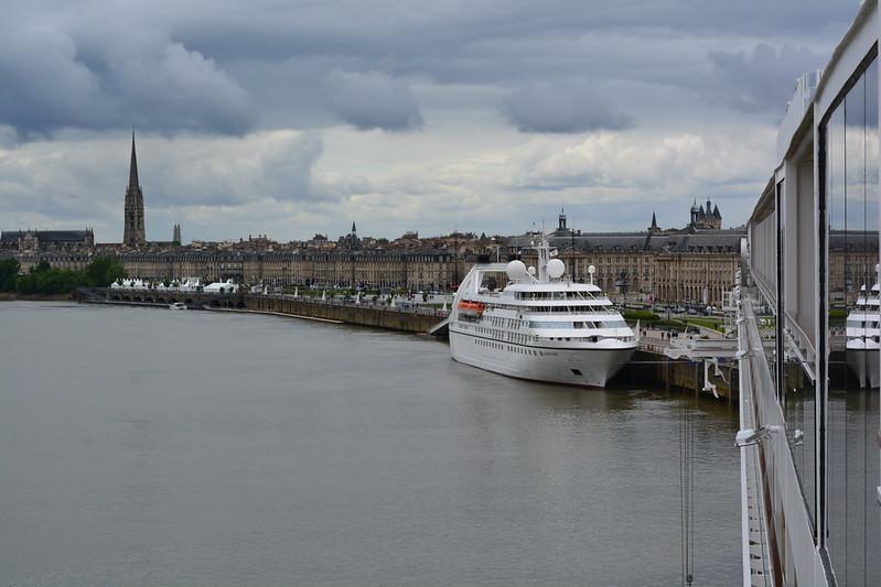 MS SEABOURN PRIDE / BatCUB - Visite du MS EUROPA 2 - Bordeaux - 20 mai 2013