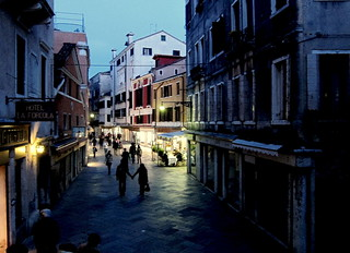 Passeggiata - Venice | by Librarygroover