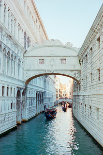 Bridge of Sighs / Venice / Leica / M6 / Zeiss / 50mm | by MikeMisc