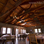 Sperry Chalet dining hall