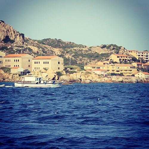 La #Maddalena - #Sailing from Capo d'#Orso toward Cala #Francese , #Sardinia , #italy | by Nouhailler