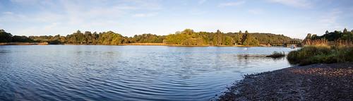 camping water scotland scenery panarama lochken 50d 2013
