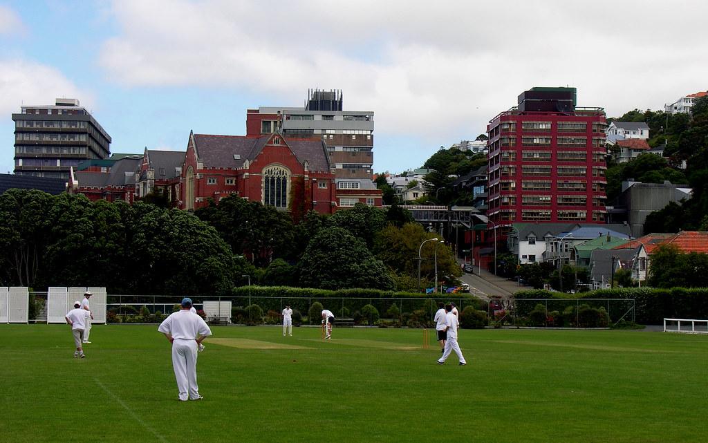 Kelburn Park And Victoria University Wellington New Zeal Flickr