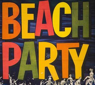Beach Party   by Thomas Hawk