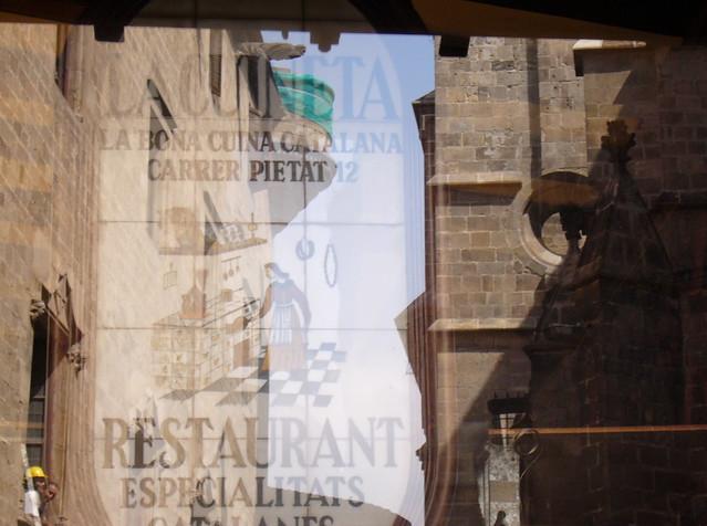 Reflection, Barcelona