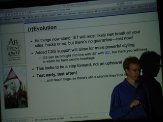 Eric Meyer on IE7