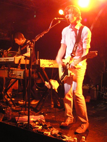 """Athlete, Neumo's, KEXP """"John in the Morning at Night"""" event, 10/01/05 