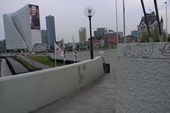 Willemsbrug graffiti
