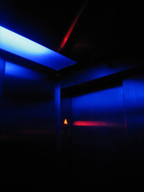Elevator colors