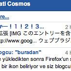 Technorati Web Comments extension