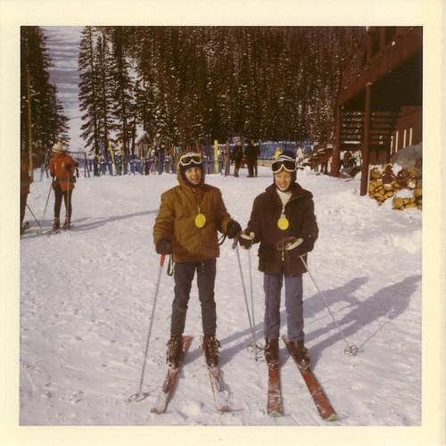 Mike and me - Geneva Basin, Colorado